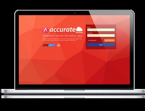 Cara Deposit di Accurate Online