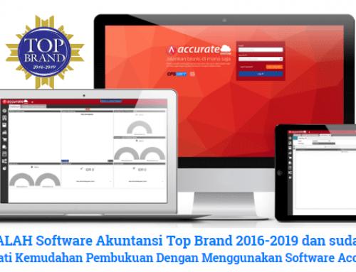 Software Accurate Adalah Software Akuntansi Indonesia